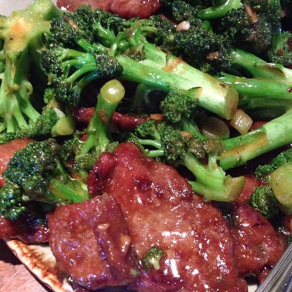Beef & Broccoli @ P.F. Chang's China Bistro