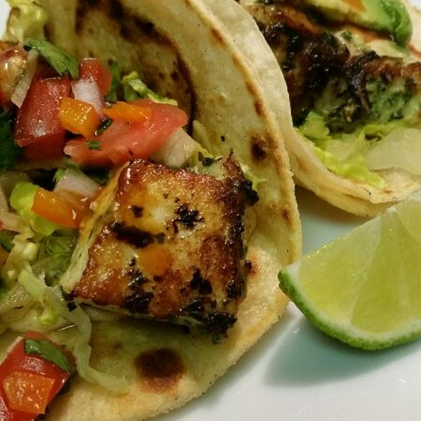 Swordfish Tacos - GG's Waterfront Bar & Grill, Hollywood, FL