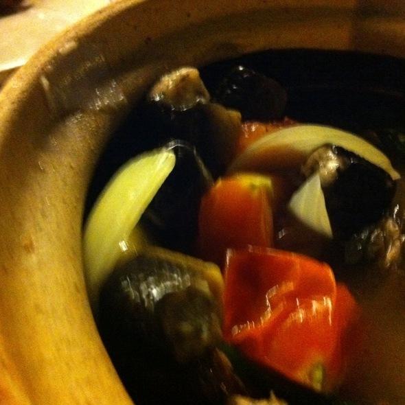 Sup Belut @ Restoran Nasi Lemak Ayam Kampung