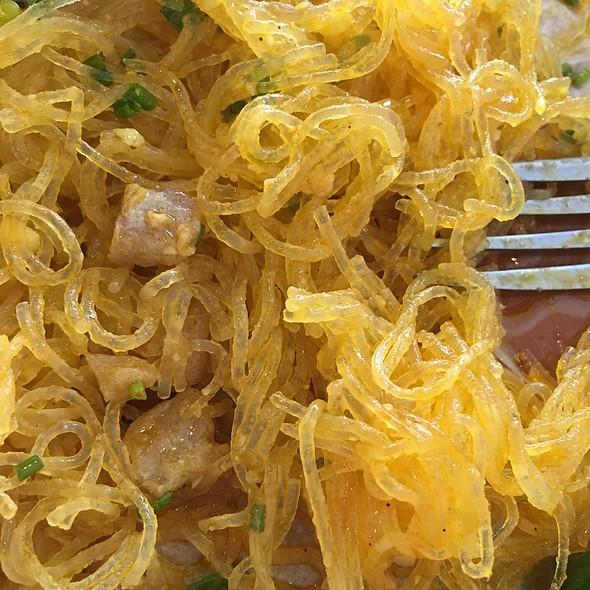 Chicken Garlic Sotanghon @ Cocohut Fried Chicken & Fish