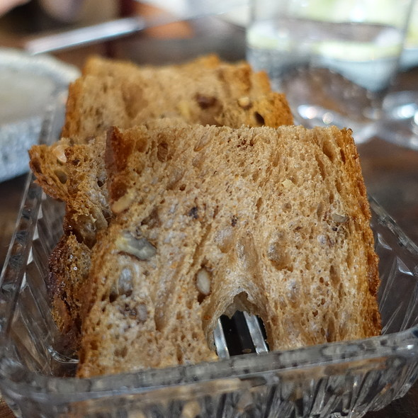 Walnut Bread @ Bread & Roses