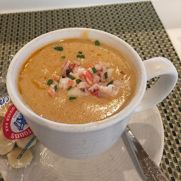 Lobster Bisque @ Legal Sea Foods