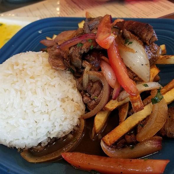 churrasco @ Puerto 27 Peruvian Kitchen & Pisco Bar