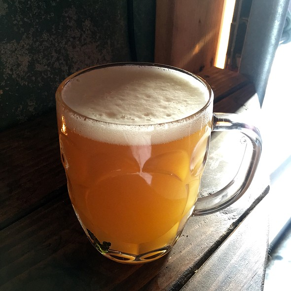 Kane Beer Ipa @ Porta Pizzeria