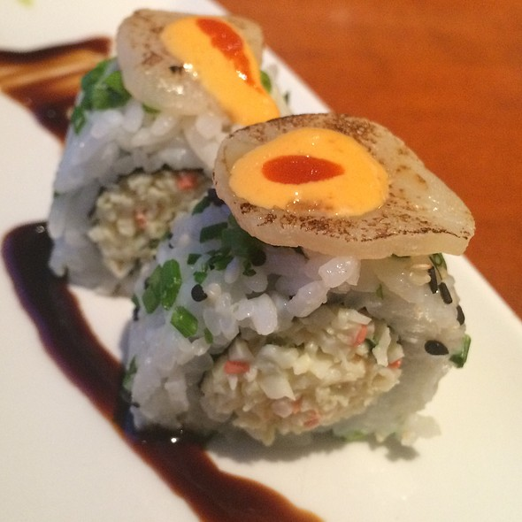 Dynamite Roll @ P.F. Chang's China Bistro