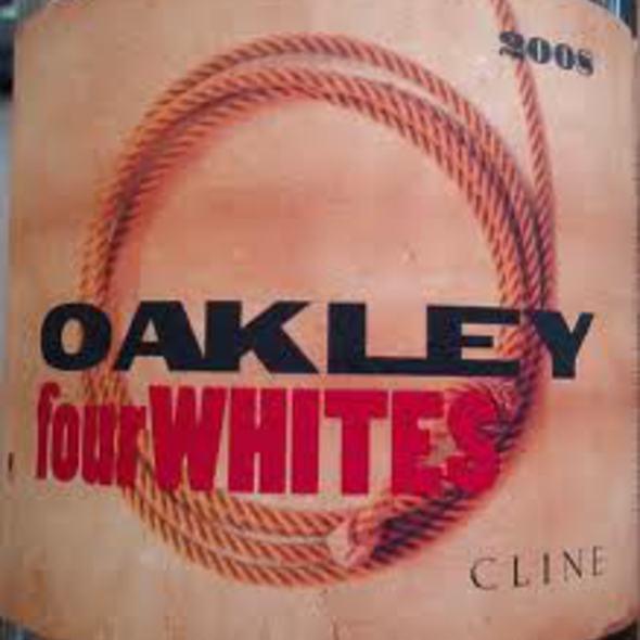 Oakley fourwhites @ Cline Cellars