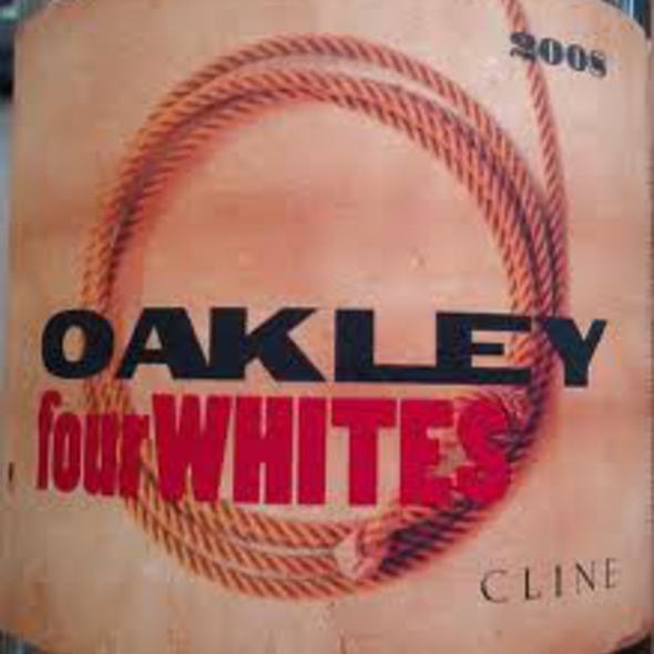 Oakley fourwhites @ Cline Cellars