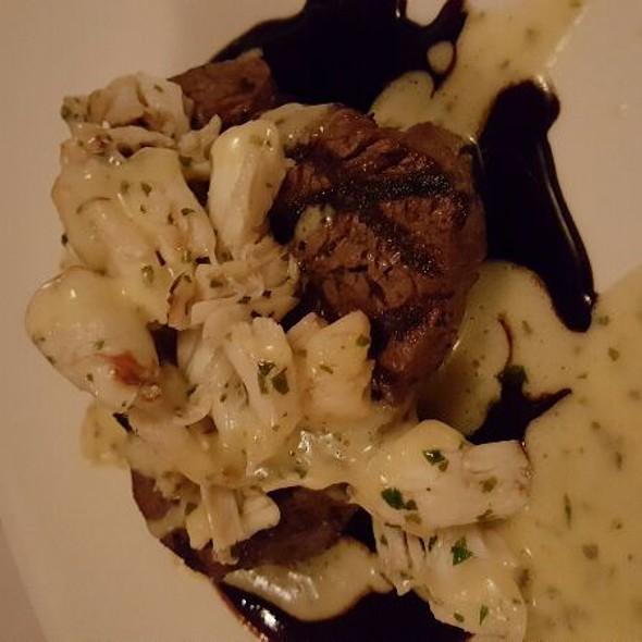 steak and crab @ Buckhead's
