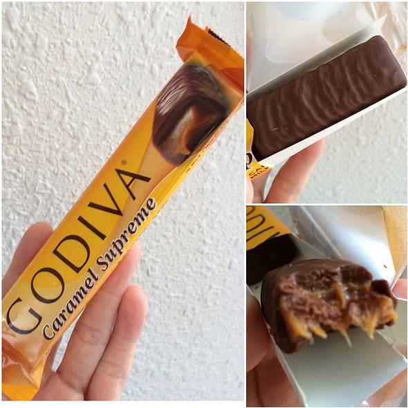 Godiva Caramel Supreme @ Target
