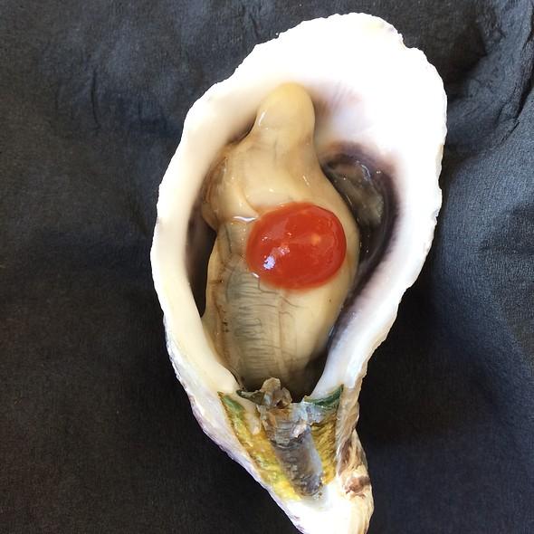 Kualoa Ranch Kumamoto Oysters