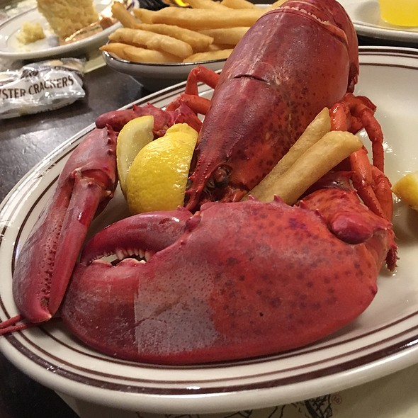 Lobster @ Union Oyster House