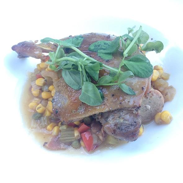 Duck Confit @ Bodega Restaurant Inc