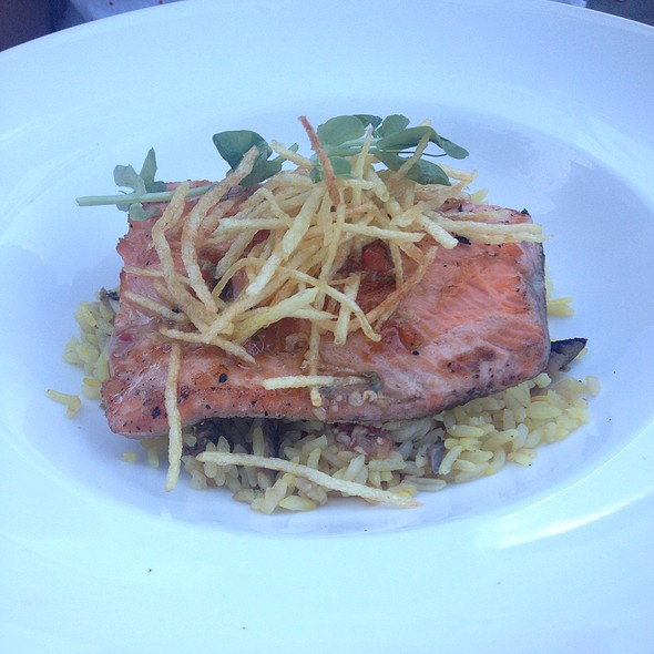 Steel Head Trout @ Bodega Restaurant Inc
