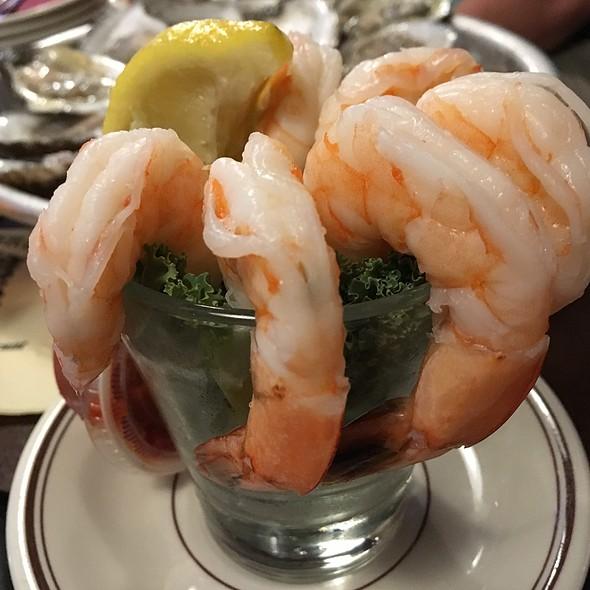 Shrimp Cocktail @ Union Oyster House
