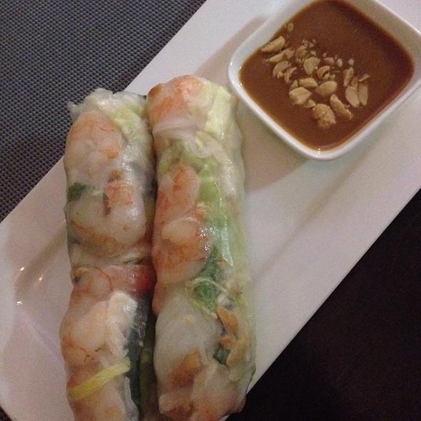 summer rolls @ Osaka Sky Restaurant München