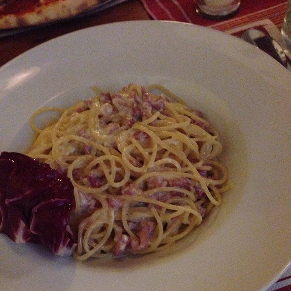 Spaghetti Carbonara @ Alter Kernhof