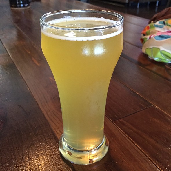 Double White Wheat Ale @ Marble Brewery Westside Taproom