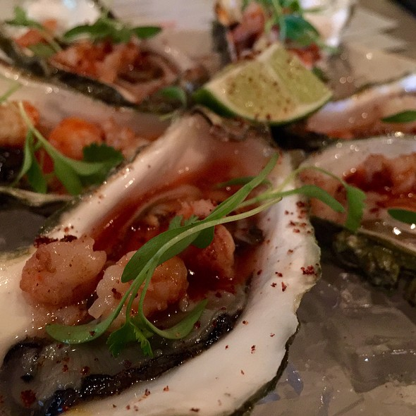 Chef's Special Oysters @ Urbana