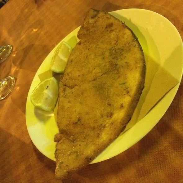 Pesce Spada Alla Palermitana  @ La Capannina Di Gino