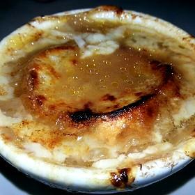 French Onion Soup - La Baguette Bistro, Oklahoma City, OK