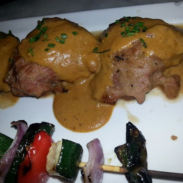 Veal Cheeks - La Baguette Bistro, Oklahoma City, OK