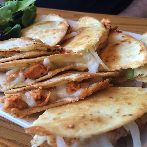 Chicken Quesa @ Chili's Grill & Bar