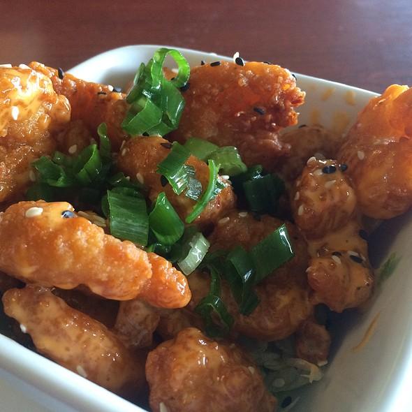 Thai Phoon Shrimp @ Ruby Tuesday