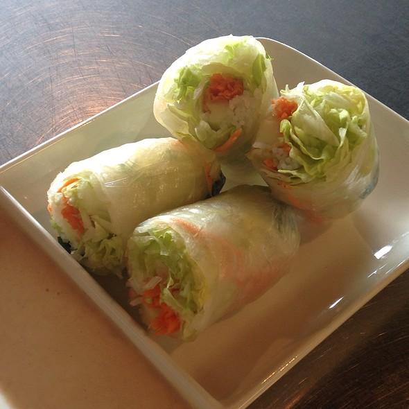 Spring Roll @ Aung's Bangkok Cafe