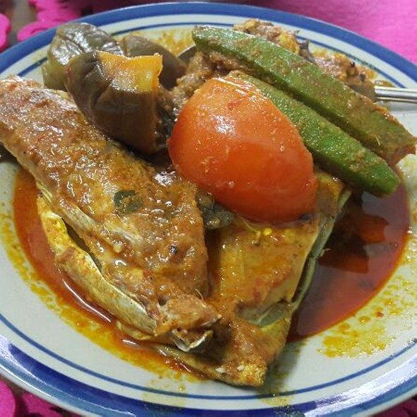 Fish Head Curry @ @ My Home Setia Indah JB