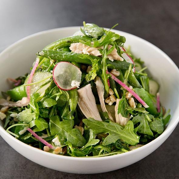 Roasted Chicken & Farro Salad