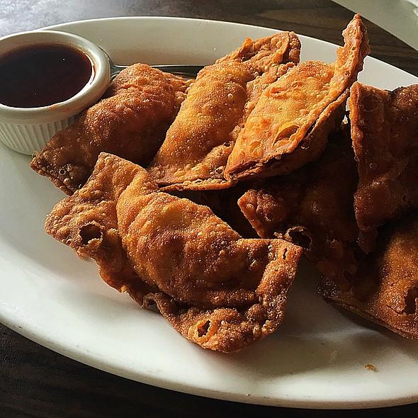 Crispy Gau Gee @ Pah Ke's Chinese Restaurant