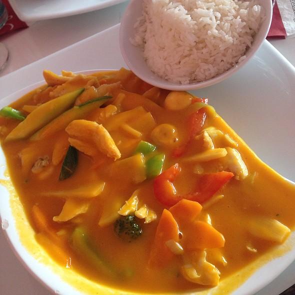 Mango Chilli Chicken @ Ginger