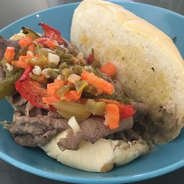 Shawn's Italian Beef @ Shawn's Cocina