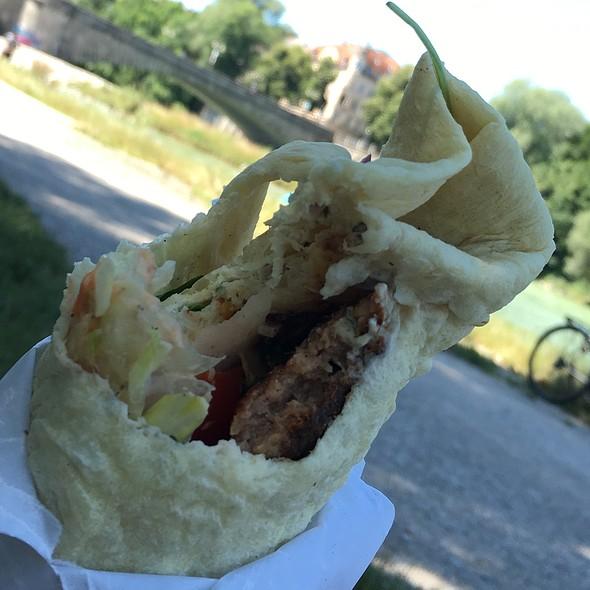 Kebab Dürüm @ Türkitch
