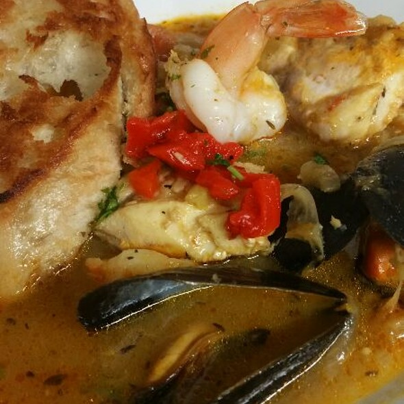 Bouillabaisse - Brentwood Restaurant & Wine Bistro, Little River, SC