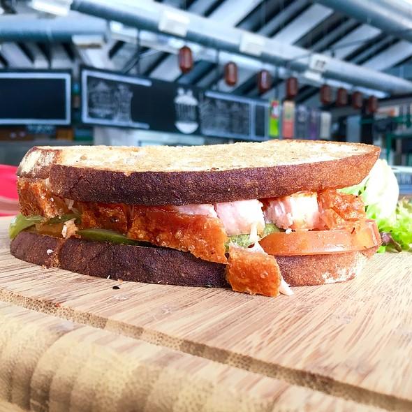Porkbelly Sandwich @ Little Island Brewing Co.