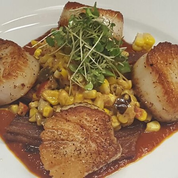 Pan Seared Scallops  - Apolline, New Orleans, LA
