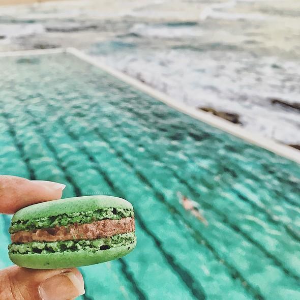 Milo Macaron By Zumbo Patisserie @ iceberg, bondi beach