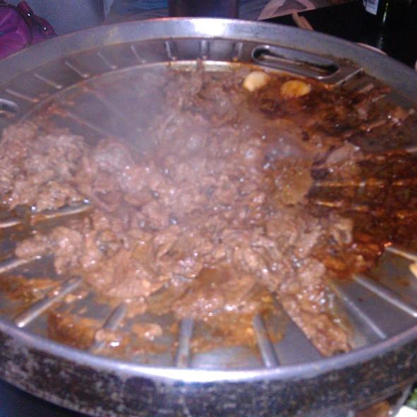 Kalbi @ Honey Pig Gooldaegee Korean Grill