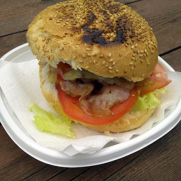 Burger @ Feria del Indiano