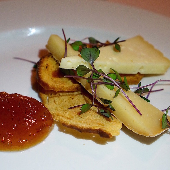 Cheese Plate @ Heirloom