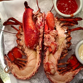 Chilled Lobster Cocktail