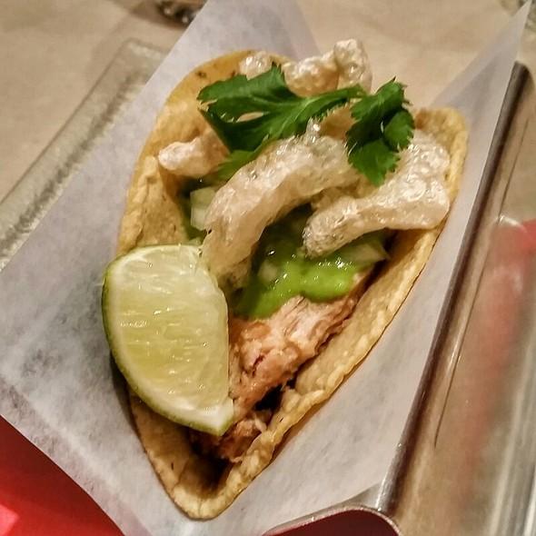 Carnitas Taco @ China Poblano