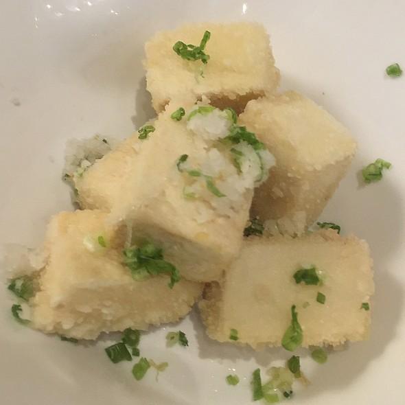 Age-Dashi (Tofu) @ Wasabi Sushi Bar