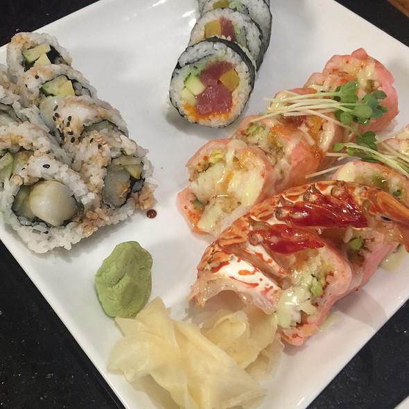 Sushi Rolls @ Wasabi Sushi Bar