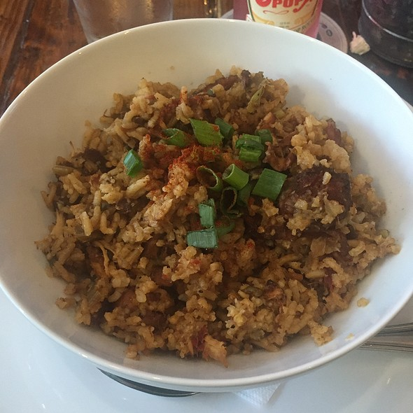 Jambalaya @ Cajun Kitchen