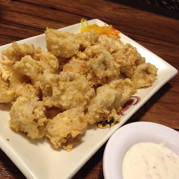 Calamares @ Gerry's Grill