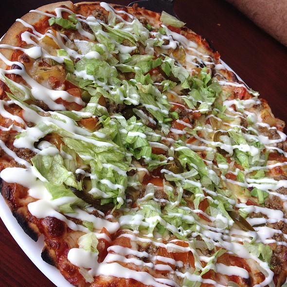 Messicana Pizza @ Carlo's Pizza