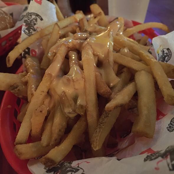 Jurassic Fries @ Burgers By Josh