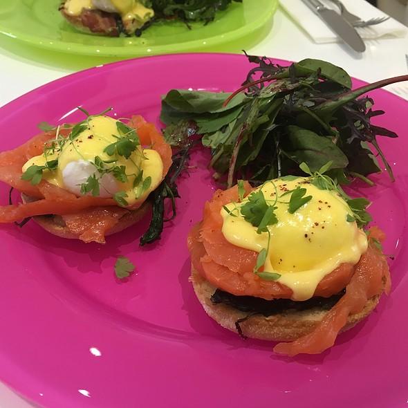 eggs norweigan
